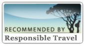 Insider Tours are recommended by Responsibile Travel
